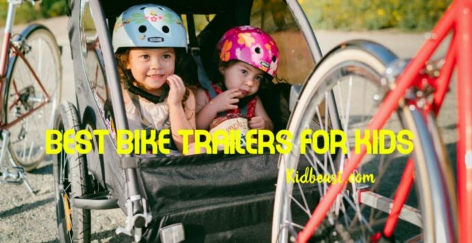 [TOP 10] Best Bike Trailers for Kids in 2021: Reviews & Guides