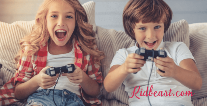 Top 8 Best Game Console for Kids in 2021 – Kids Love