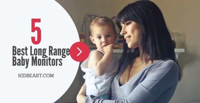 5 Best Long Range Baby Monitors in 2021: Reviews & Tips