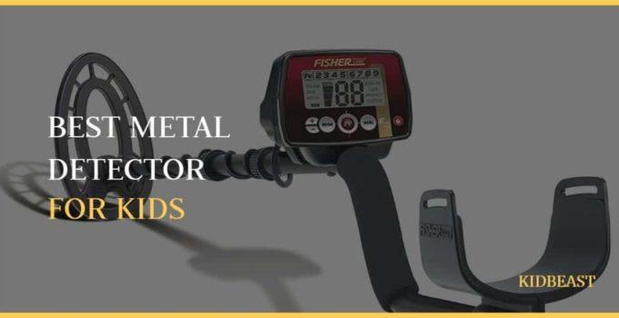 10 Best Metal Detector for Kids Reviews In 2021