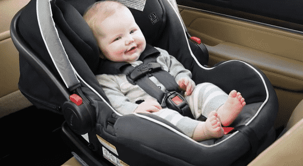 Booster Seat 5 Point Harness Over 40 lbs