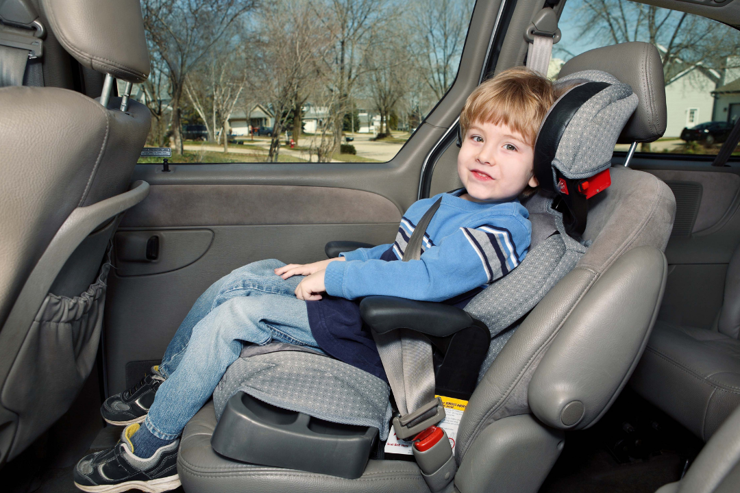 How To Install Booster Seat