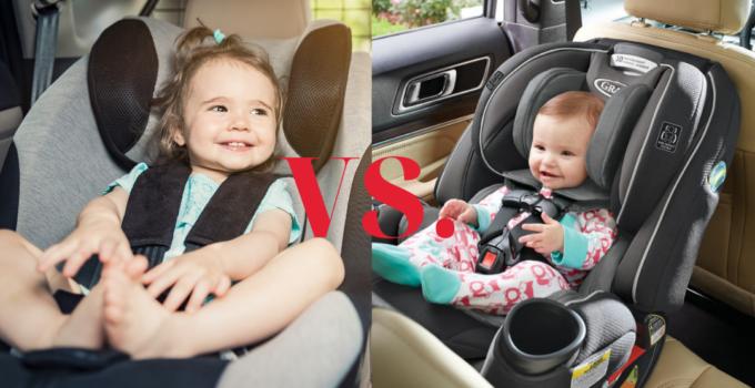 Infant Car Seat Vs. Convertible Car Seat In 2021