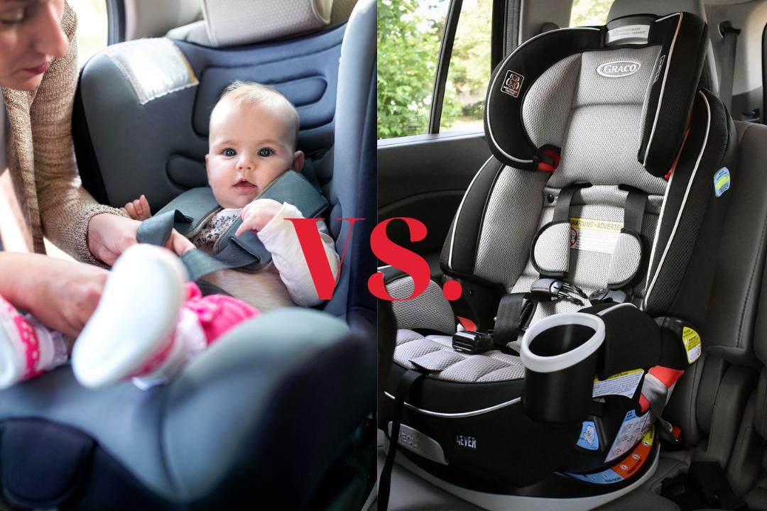 Infant Car Seat Vs Convertible Car Seat